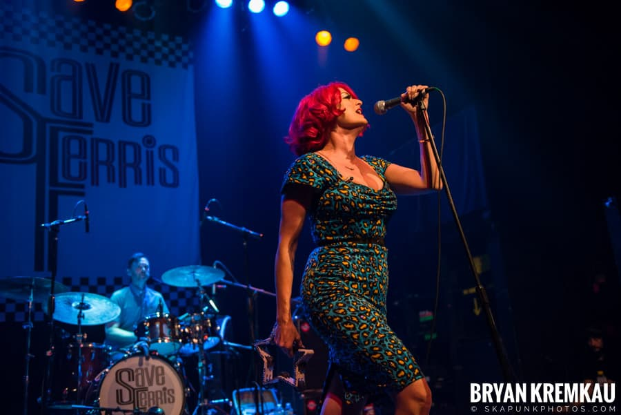 Save Ferris, Rude Boy George, Baby Baby @ Gramercy Theatre, NYC (8)