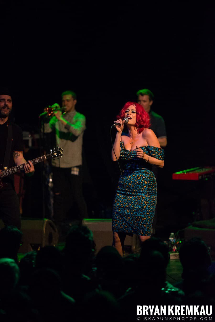 Save Ferris, Rude Boy George, Baby Baby @ Gramercy Theatre, NYC (6)