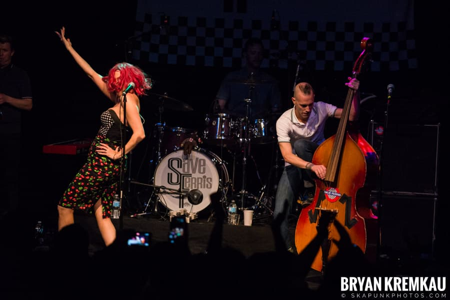 Save Ferris, Rude Boy George, Baby Baby @ Gramercy Theatre, NYC (4)