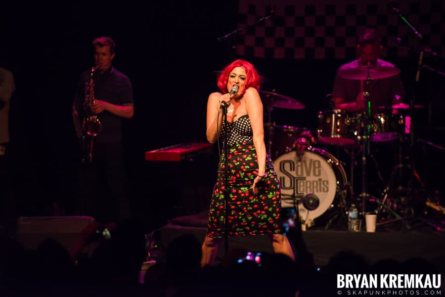 Save Ferris, Rude Boy George, Baby Baby @ Gramercy Theatre, NYC (3)