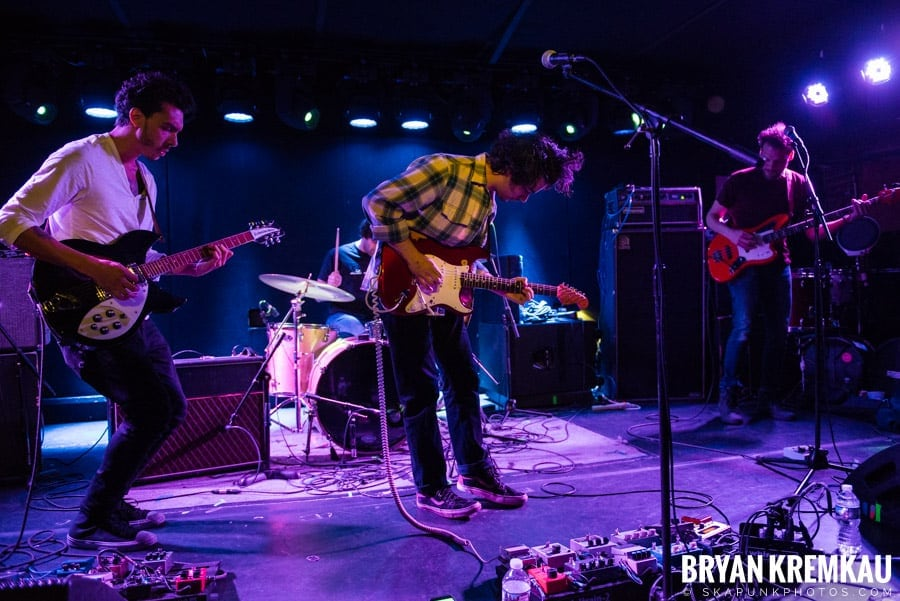 Chain Wallet, Dinowalrus, Hot Curl @ Mercury Lounge, NYC (34)
