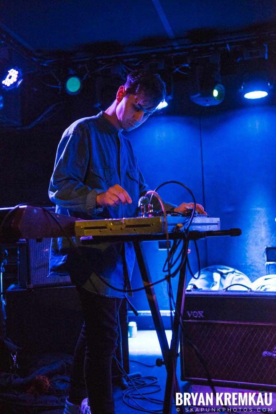 Chain Wallet, Dinowalrus, Hot Curl @ Mercury Lounge, NYC (27)