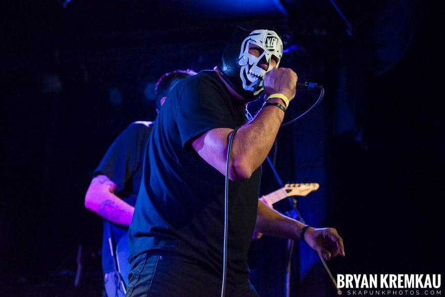 Voodoo Glow Skulls @ Knitting Factory, Brooklyn, NY (23)
