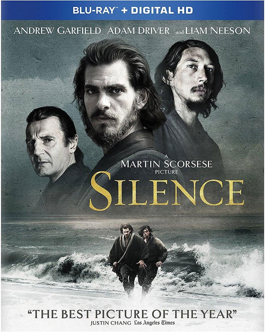 Silence Blu-Ray