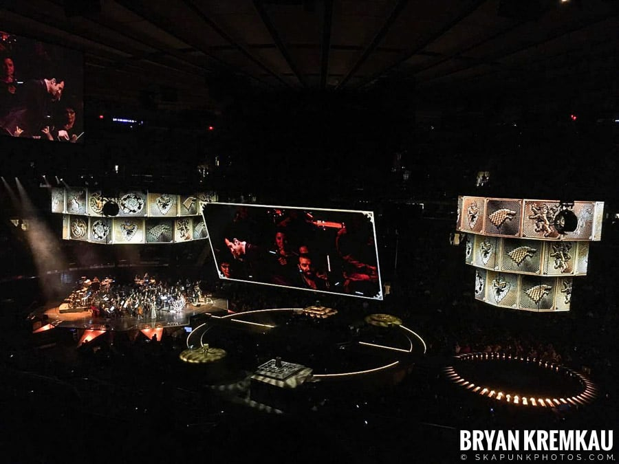 Game of Thrones Live @ Madison Square Garden, NYC (15)