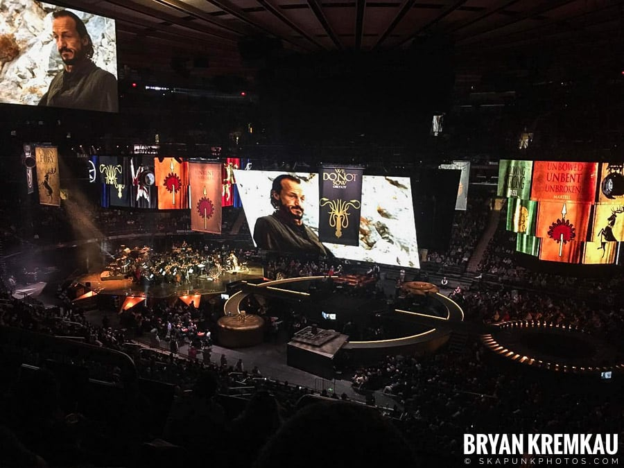 Game of Thrones Live @ Madison Square Garden, NYC (14)