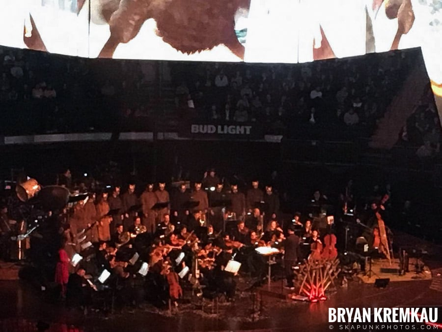 Game of Thrones Live @ Madison Square Garden, NYC (7)