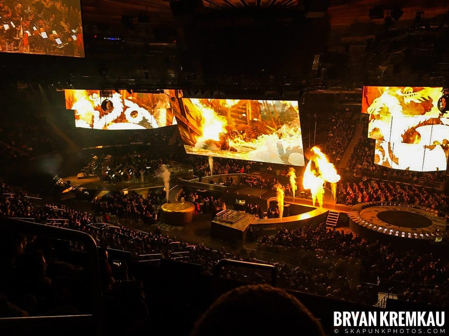 Game of Thrones Live @ Madison Square Garden, NYC (6)