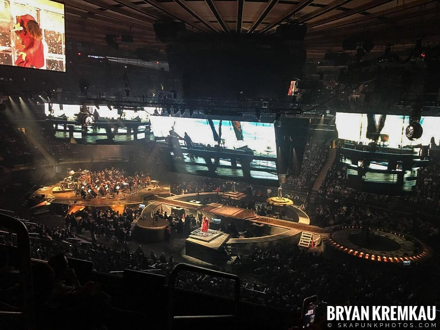 Game of Thrones Live @ Madison Square Garden, NYC (1)