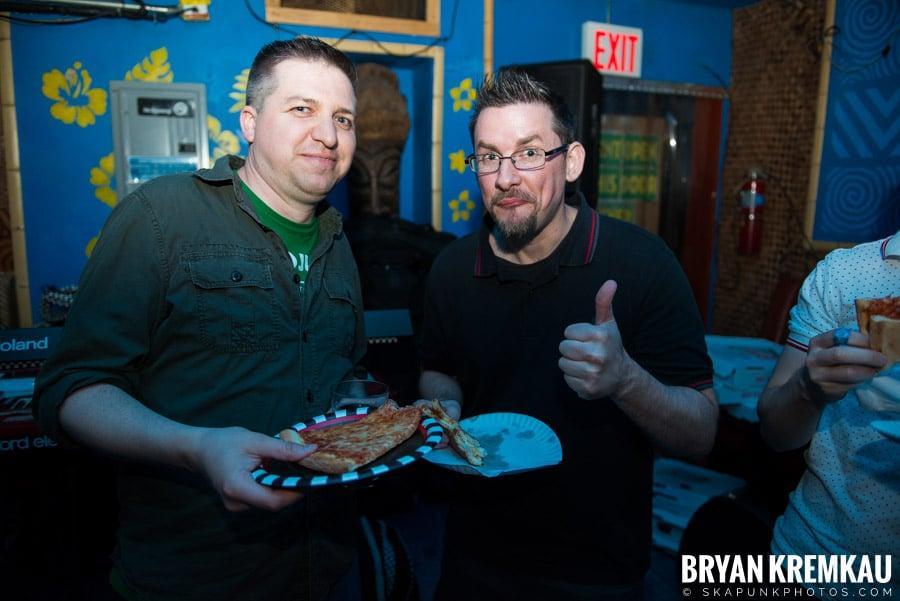 ReadJunk 20th Anniversary Party @ Otto's Shrunken Head, NYC (51)
