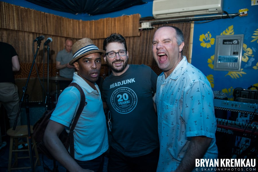 ReadJunk 20th Anniversary Party @ Otto's Shrunken Head, NYC (49)
