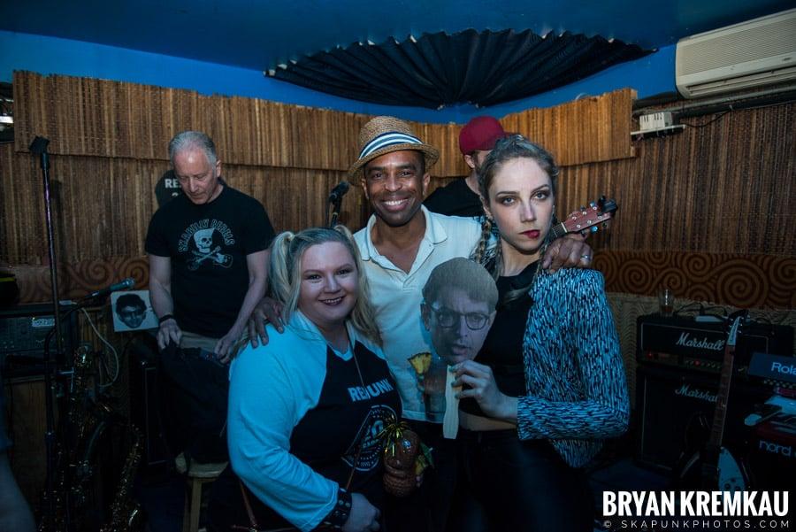 ReadJunk 20th Anniversary Party @ Otto's Shrunken Head, NYC (48)