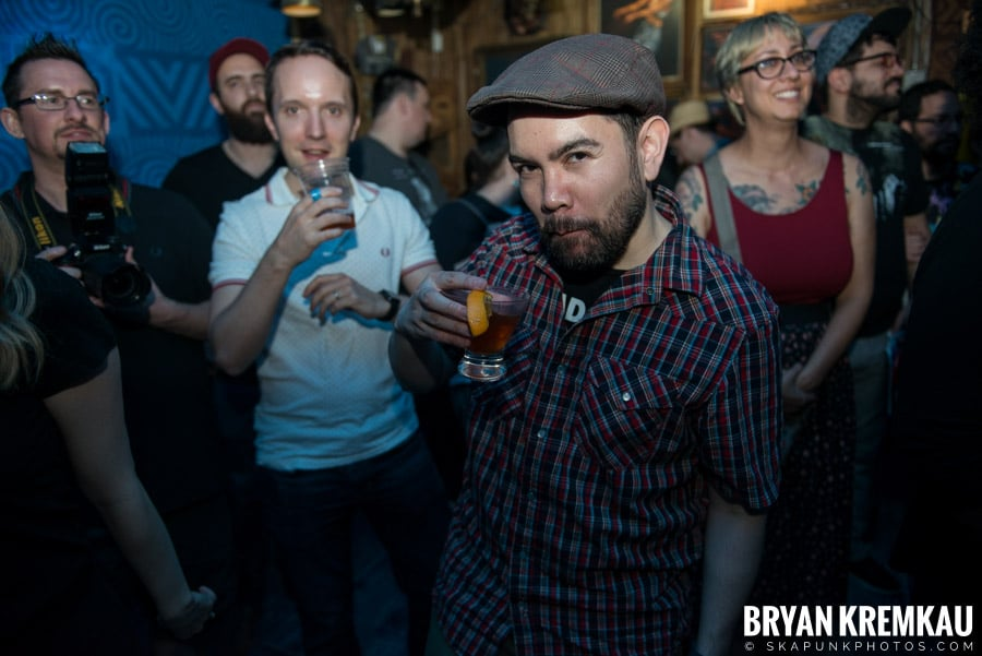 ReadJunk 20th Anniversary Party @ Otto's Shrunken Head, NYC (29)