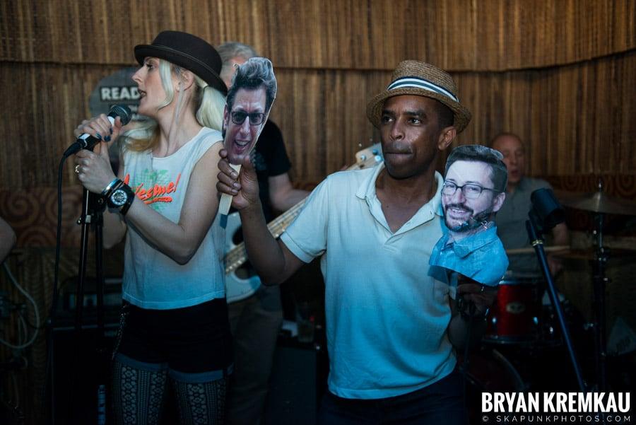 ReadJunk 20th Anniversary Party @ Otto's Shrunken Head, NYC (25)