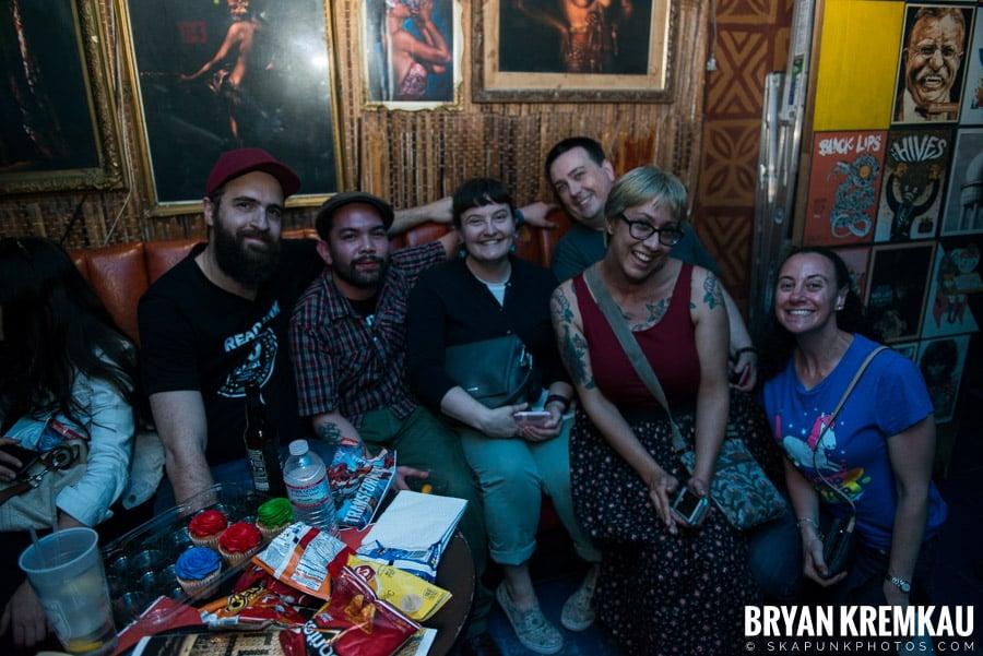 ReadJunk 20th Anniversary Party @ Otto's Shrunken Head, NYC (16)