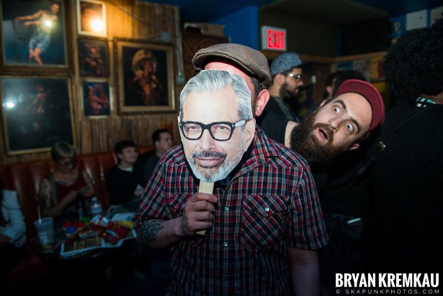 ReadJunk 20th Anniversary Party @ Otto's Shrunken Head, NYC (14)