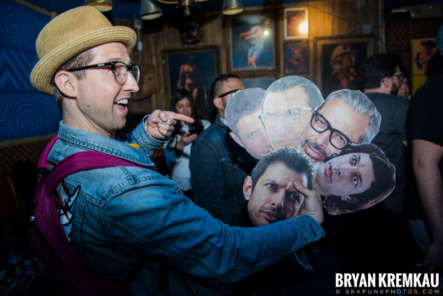 ReadJunk 20th Anniversary Party @ Otto's Shrunken Head, NYC (12)