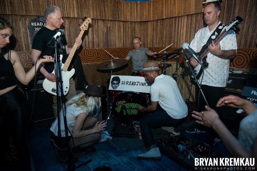 ReadJunk 20th Anniversary Party @ Otto's Shrunken Head, NYC (6)