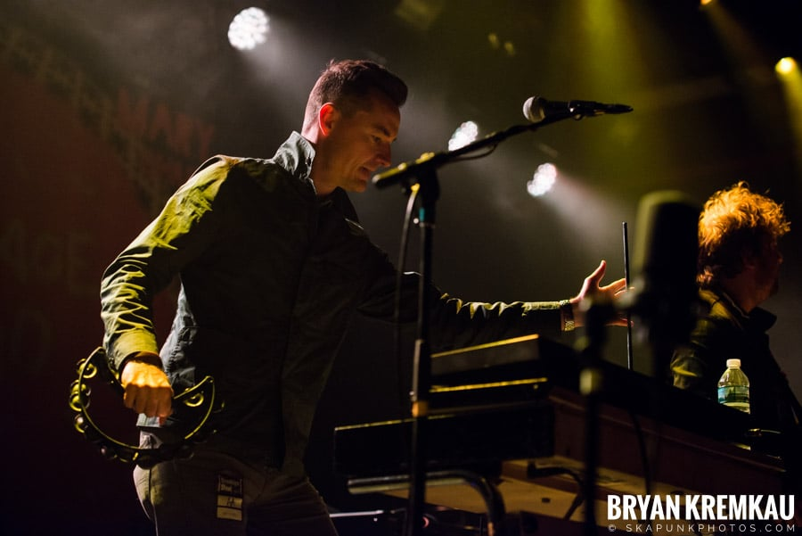 The Jesus and Mary Chain / The Cobbs @ Brooklyn Steel, NY (34)