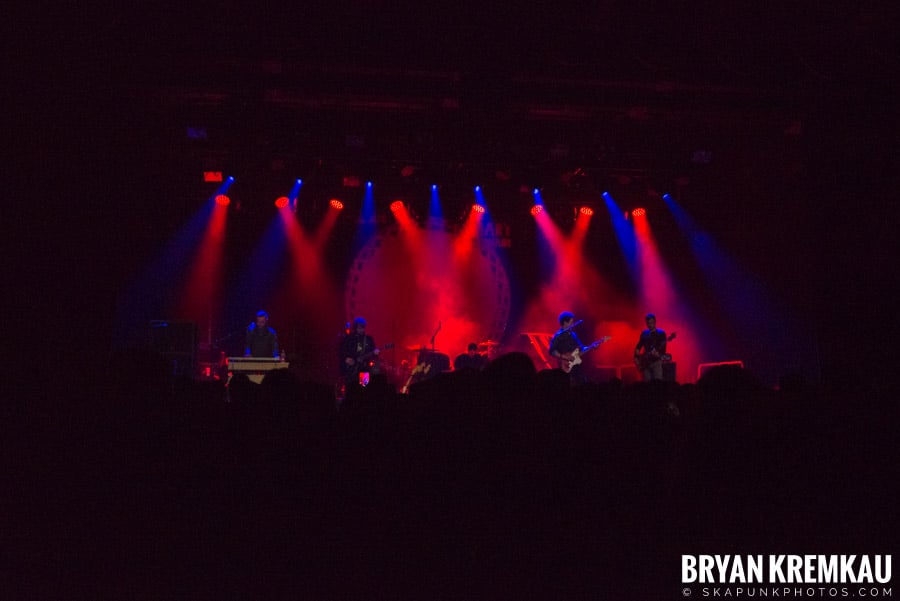 The Jesus and Mary Chain / The Cobbs @ Brooklyn Steel, NY (30)