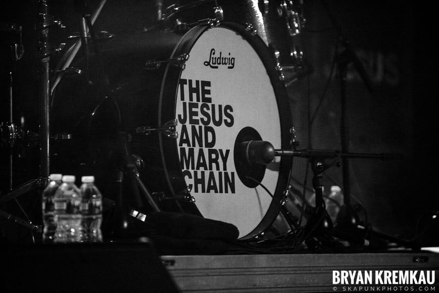 The Jesus and Mary Chain / The Cobbs @ Brooklyn Steel, NY (28)