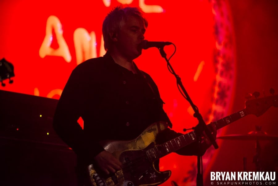 The Jesus and Mary Chain / The Cobbs @ Brooklyn Steel, NY (27)