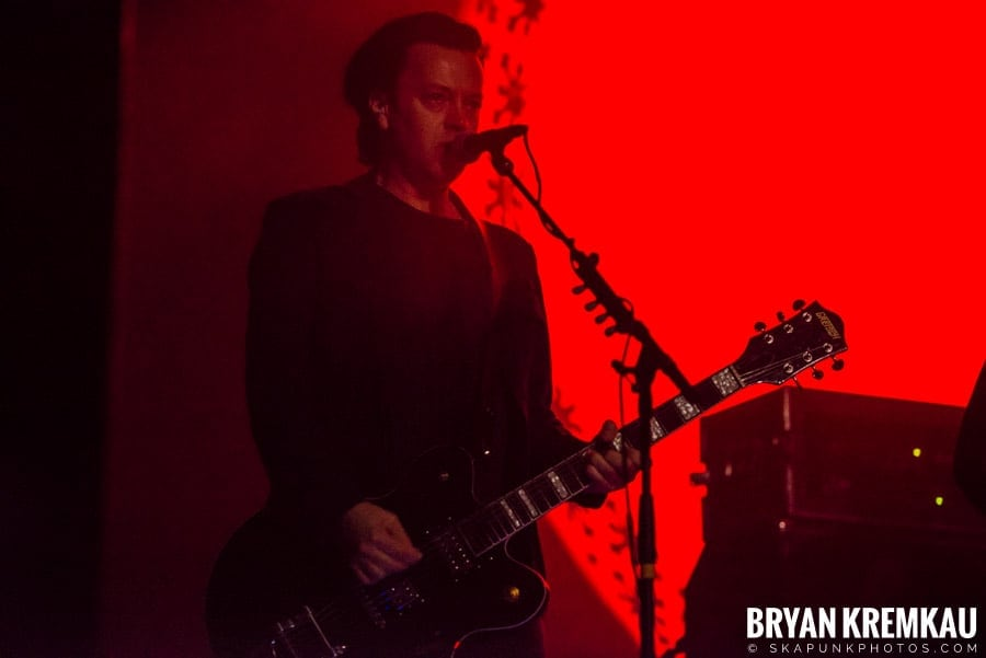 The Jesus and Mary Chain / The Cobbs @ Brooklyn Steel, NY (26)