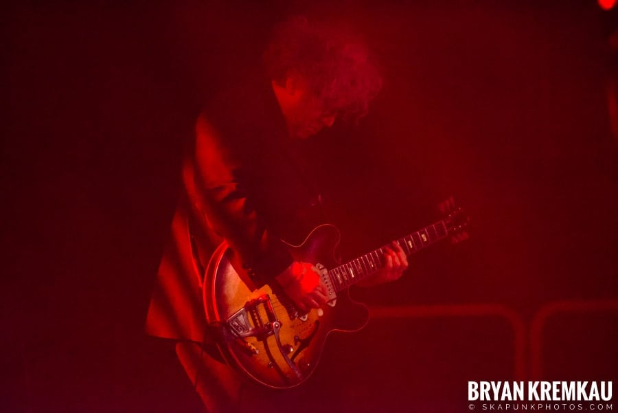 The Jesus and Mary Chain / The Cobbs @ Brooklyn Steel, NY (24)