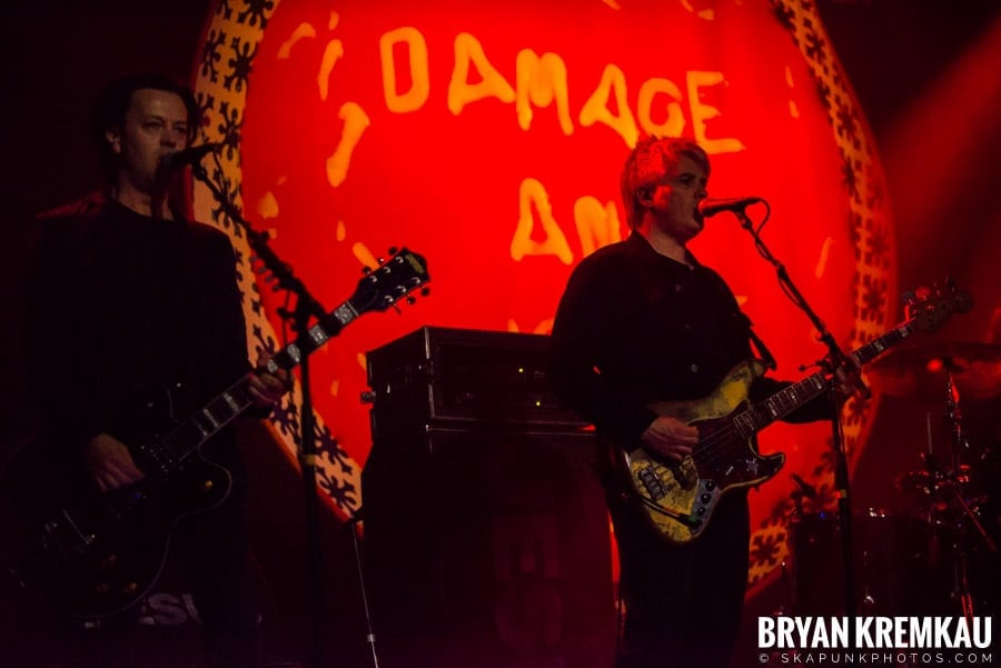 The Jesus and Mary Chain / The Cobbs @ Brooklyn Steel, NY (22)