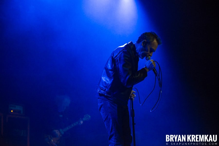 The Jesus and Mary Chain / The Cobbs @ Brooklyn Steel, NY (20)