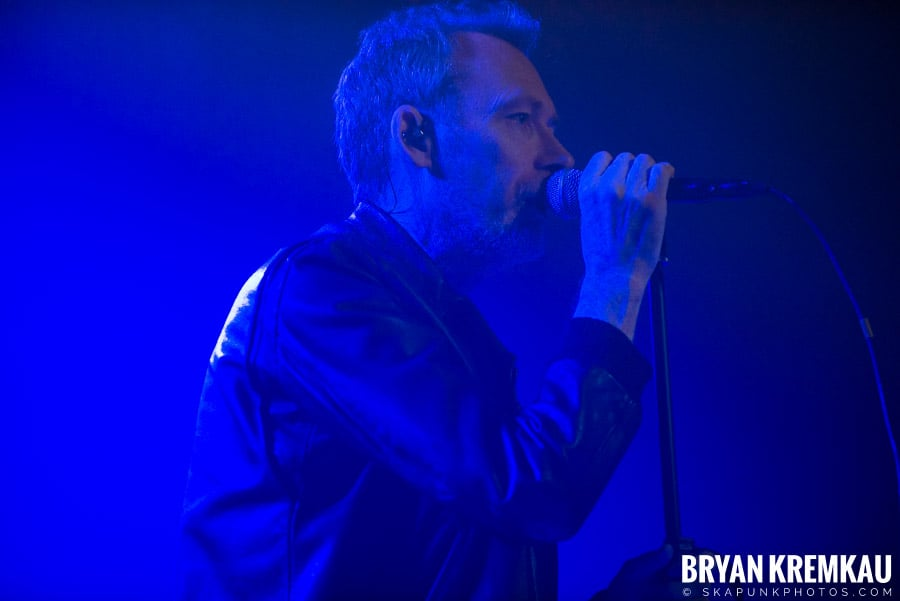 The Jesus and Mary Chain / The Cobbs @ Brooklyn Steel, NY (18)