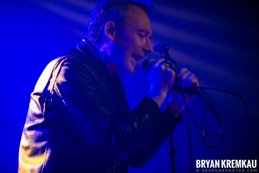 The Jesus and Mary Chain / The Cobbs @ Brooklyn Steel, NY (13)