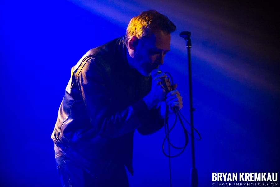 The Jesus and Mary Chain / The Cobbs @ Brooklyn Steel, NY (12)