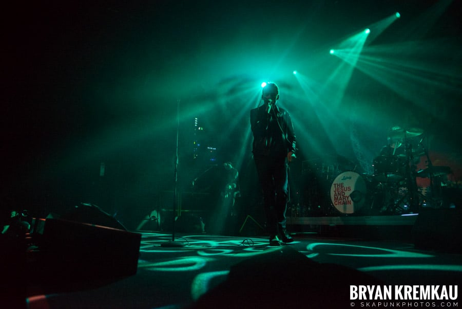 The Jesus and Mary Chain / The Cobbs @ Brooklyn Steel, NY (10)