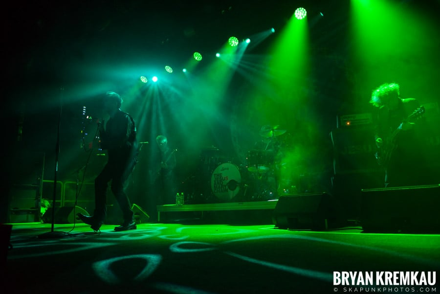 The Jesus and Mary Chain / The Cobbs @ Brooklyn Steel, NY (9)