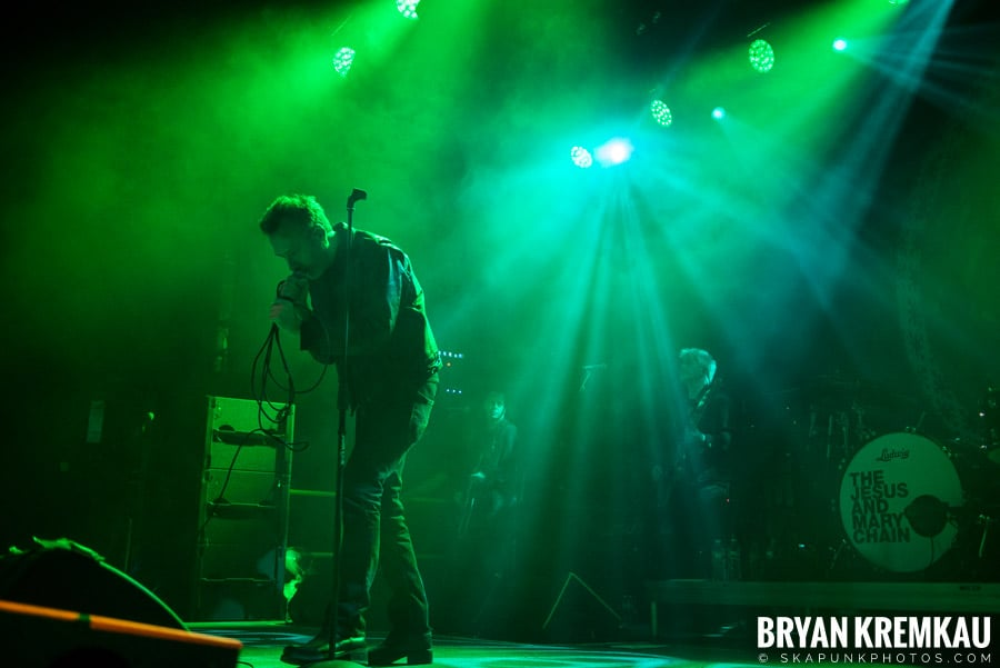 The Jesus and Mary Chain / The Cobbs @ Brooklyn Steel, NY (8)