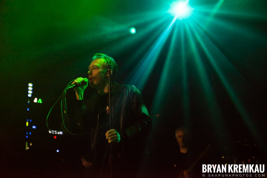 The Jesus and Mary Chain / The Cobbs @ Brooklyn Steel, NY (7)