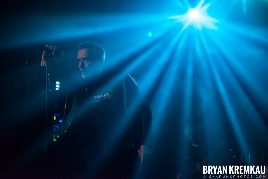 The Jesus and Mary Chain / The Cobbs @ Brooklyn Steel, NY (6)