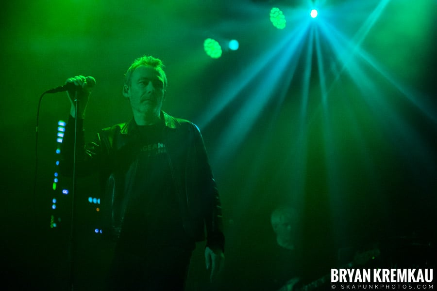 The Jesus and Mary Chain / The Cobbs @ Brooklyn Steel, NY (1)