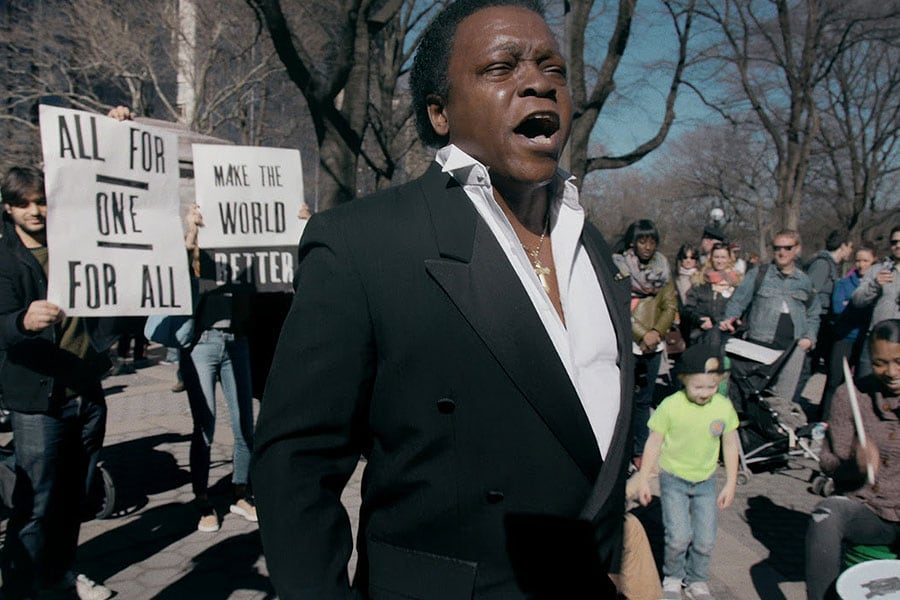 Lee Fields - Make The World