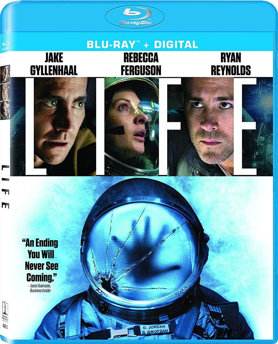 Life Blu-Ray Review