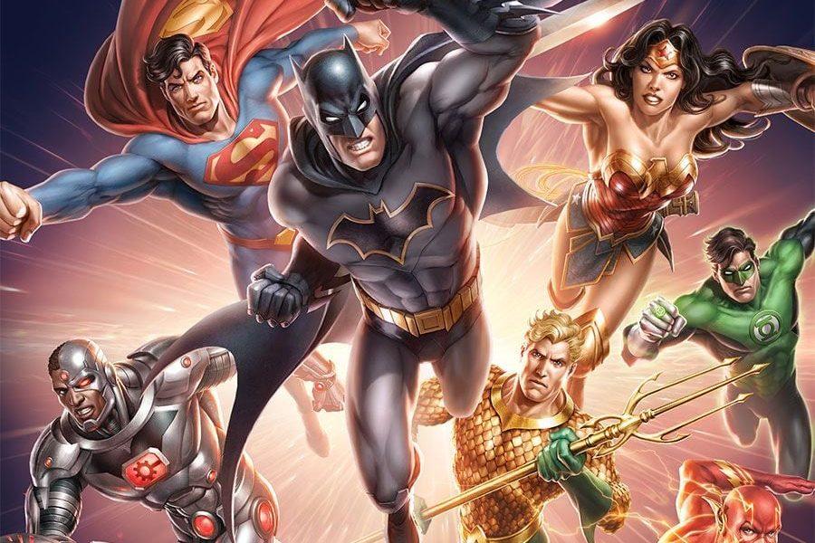 DC Universe Original Movies 10th Anniversary Collection