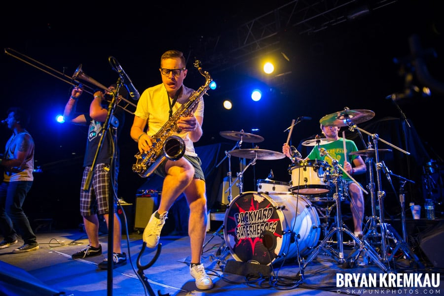 Mighty Mighty Bosstones, Mephiskapheles, Backyard Superheroes @ Starland Ballroom, Sayreville, NJ (55)
