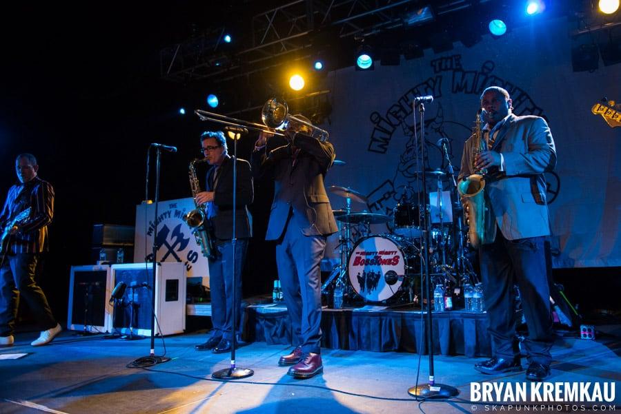 Mighty Mighty Bosstones, Mephiskapheles, Backyard Superheroes @ Starland Ballroom, Sayreville, NJ (17)