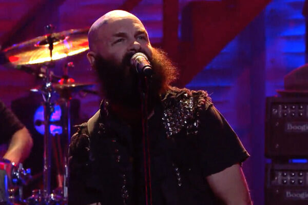 Rancid on Conan