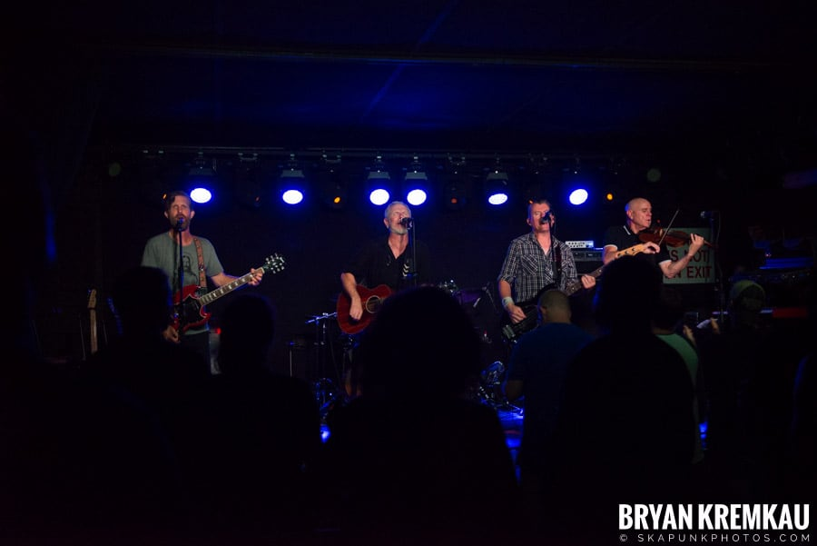 Young Dubliners @ Mercury Lounge, NYC (4)