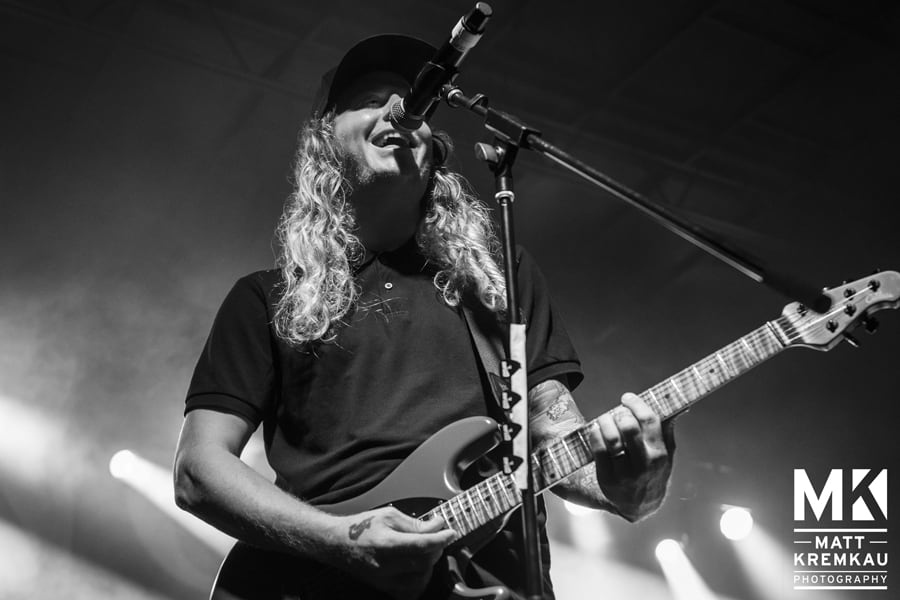Dirty Heads / Iration / Passfire @ Angry Orchard - Matt Kremkau (30)