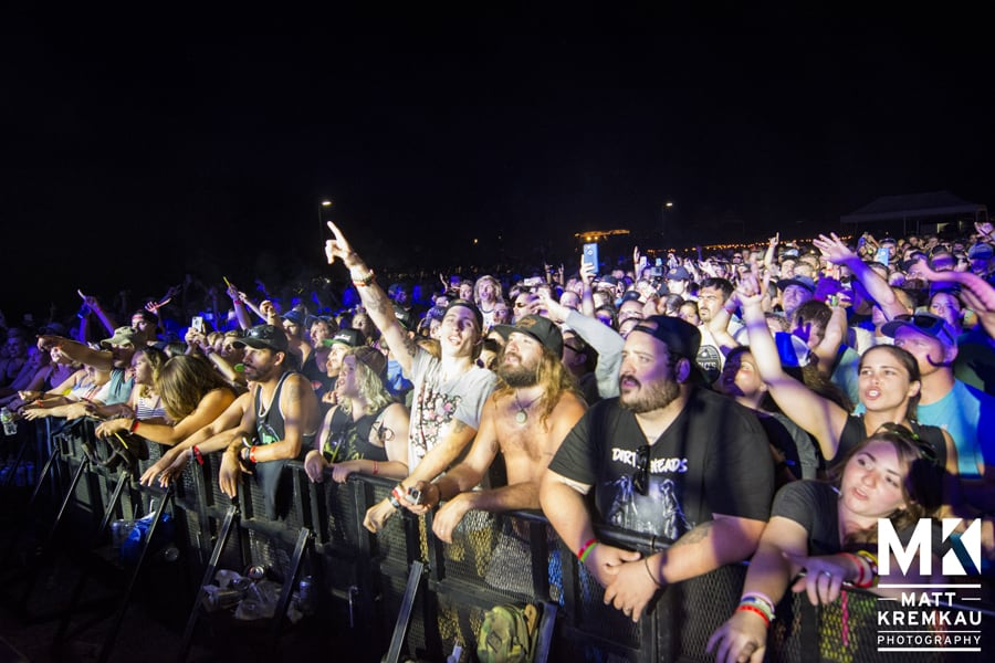 Dirty Heads / Iration / Passfire @ Angry Orchard - Matt Kremkau (26)
