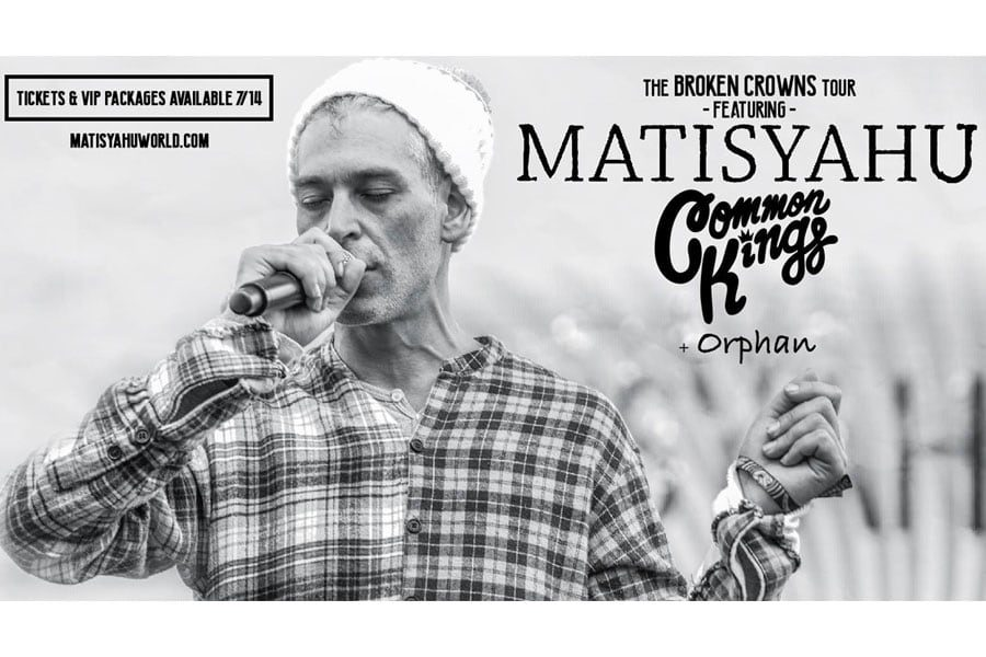 Matisyahu / Common Kings