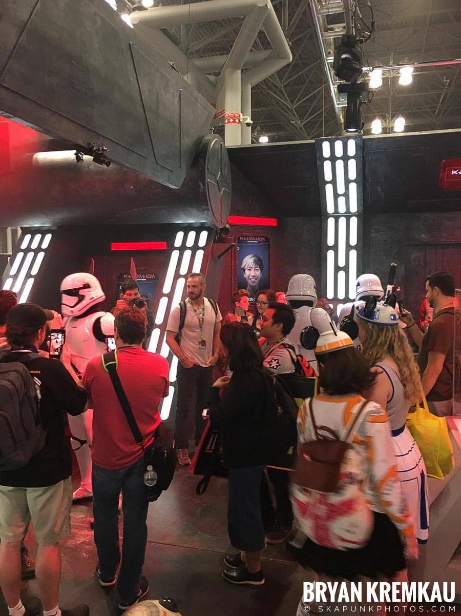 New York Comic Con: Friday, October 6th, 2017 Recap (57)